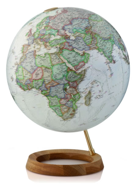 A Great Globe for your living-room