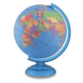 Adventurer Childrens Desk Globe