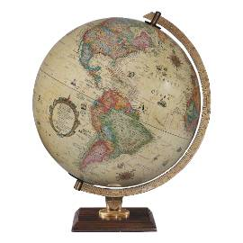 Carlyle Antique Desk Globe