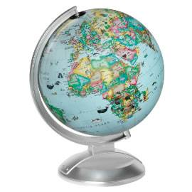 Globes4kids Childrens Desk Globe