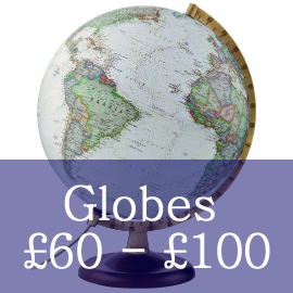 Globes Priced Between £61 and £100