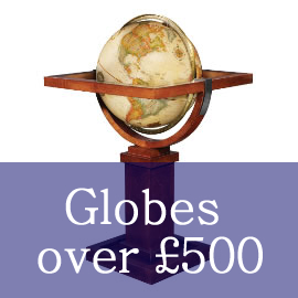 Globes Priced Over £500