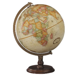 Lenox Antique Globe