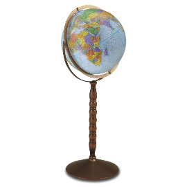 Treasury Floor Globe